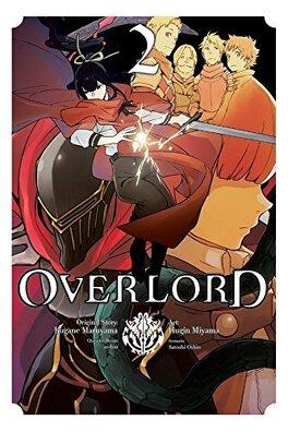 Couverture du livre : Overlord, tome 2