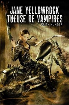 Couverture du livre : Jane Yellowrock, Tome 1 : Tueuse de vampires
