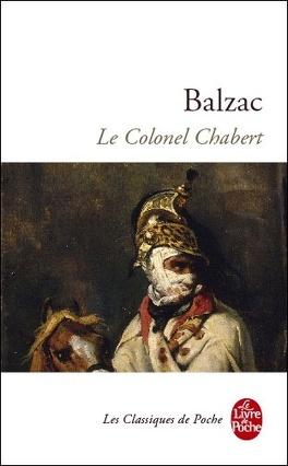 Couverture du livre : Le Colonel Chabert