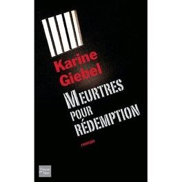 Couverture du livre : Meurtres pour rédemption