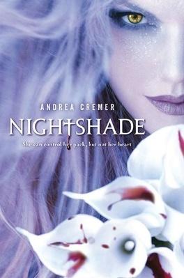 Couverture du livre : Nightshade, Tome 1 : Lune de sang