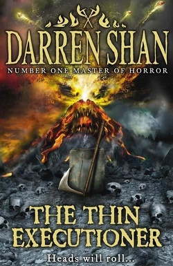 Couverture de The Thin Executioner