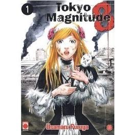 Tokyo Magnitude 8 Tome 1 - Usamaru Furuya