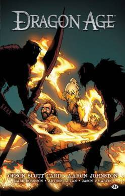 Couverture du livre : Dragon Age