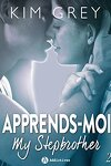 couverture Apprends-moi, Tome 2 : My Stepbrother