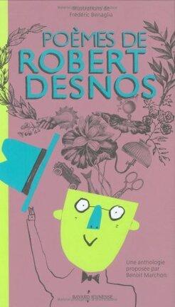 Couverture du livre : Poèmes de Robert Desnos