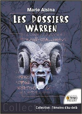 Couverture du livre : Les dossiers Warren