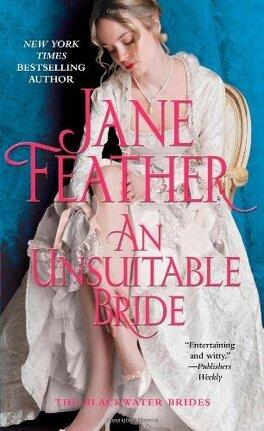 Couverture du livre : Blackwater Brides, Tome 3 : An Unsuitable Bride