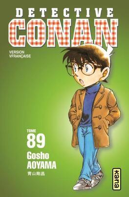 Couverture du livre : Détective Conan, tome 89