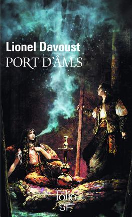 Couverture du livre : Port d'Âmes