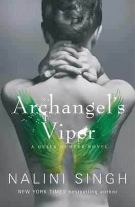 Couverture du livre : Chasseuse de Vampires, Tome 10 : La vipère de l'archange