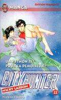 City Hunter, tome 22 : Un Python 357 pour la demoiselle !