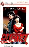 City Hunter, tome 29 : Un jour tranquille...