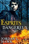 couverture Spirits, Tome 2 : Esprits Dangereux