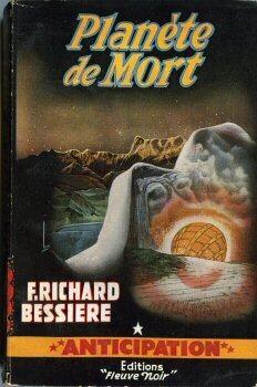 Couverture du livre : Planète de Mort