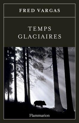 Couverture du livre : Temps glaciaires