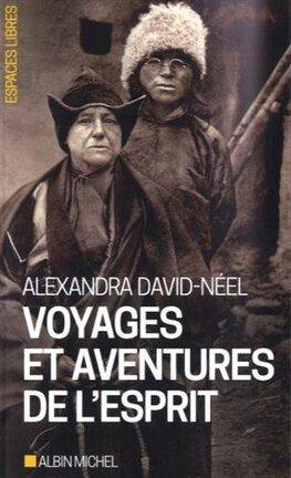 Couverture du livre : Voyages et aventures de l'esprit