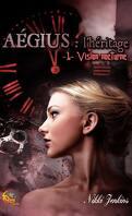 Aégius : L'héritage, tome 1 : Vision Nocturne