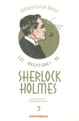 Couverture du livre : Les Aventures de Sherlock Holmes, tome 3