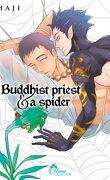 Buddhist priest & a spider