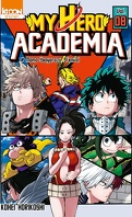 My Hero Academia, Tome 8 : Momo Yaoyorozu : L'Envol