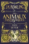 couverture Les Animaux fantastiques - Le texte du film