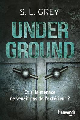 Couverture du livre : Underground