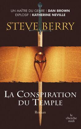 Couverture du livre : La Conspiration du Temple