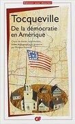 De la démocratie en Amérique : choix de textes, introduction, notes, bibliographie et glossaire