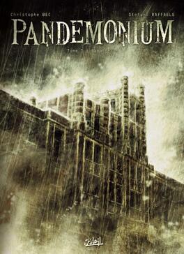 Couverture du livre : Pandemonium , tome 1 : les collines de Waverly
