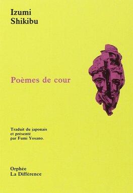 Poemes De Cour Edition Bilingue Francais Japonais Livre