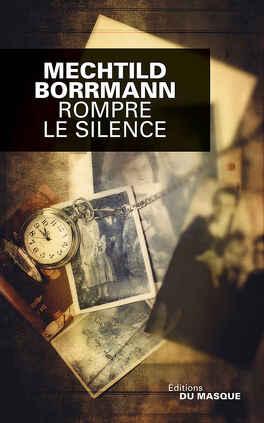 Couverture du livre : Rompre le silence