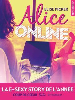 Couverture du livre : Alice Online