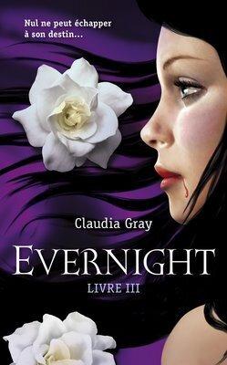 Couverture du livre : Evernight, Tome 3 : Hourglass