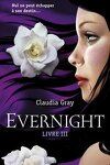 couverture Evernight, Tome 3 : Hourglass