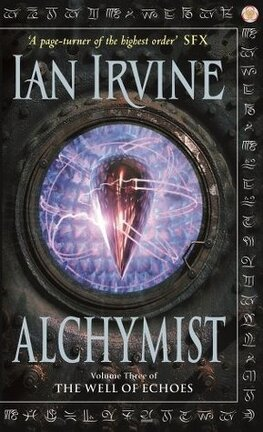Couverture du livre : The Well of Echoes, tome 3 : Alchymist