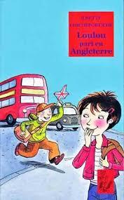 Couverture du livre : Loulou part en Angleterre