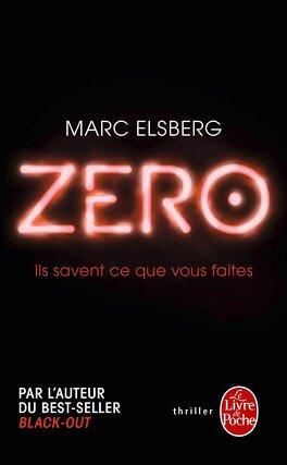 Couverture du livre : Zero : Ils savent ce que vous faites