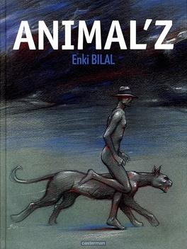 Couverture du livre : Animal'z