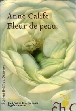 Couverture du livre : Fleur de peau