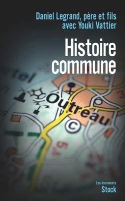 Couverture du livre : Histoire commune