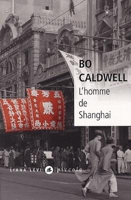 Couverture du livre : L'homme de Shanghai