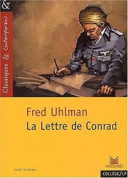 Couverture de La Lettre de Conrad