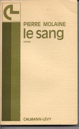 Couverture du livre : Le Sang