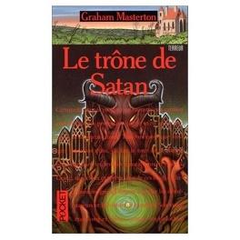 Couverture de Le trone de satan