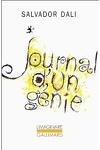 couverture Journal d'un génie