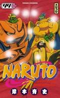 Naruto, Tome 44 : Traditions d'ermite… !!