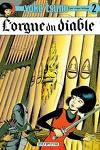 couverture Yoko Tsuno, Tome 2 : L'Orgue du diable
