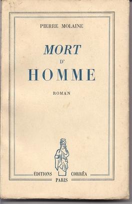 Couverture du livre : Mort d'homme