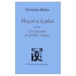 Couverture du livre : Mozart et la pluie